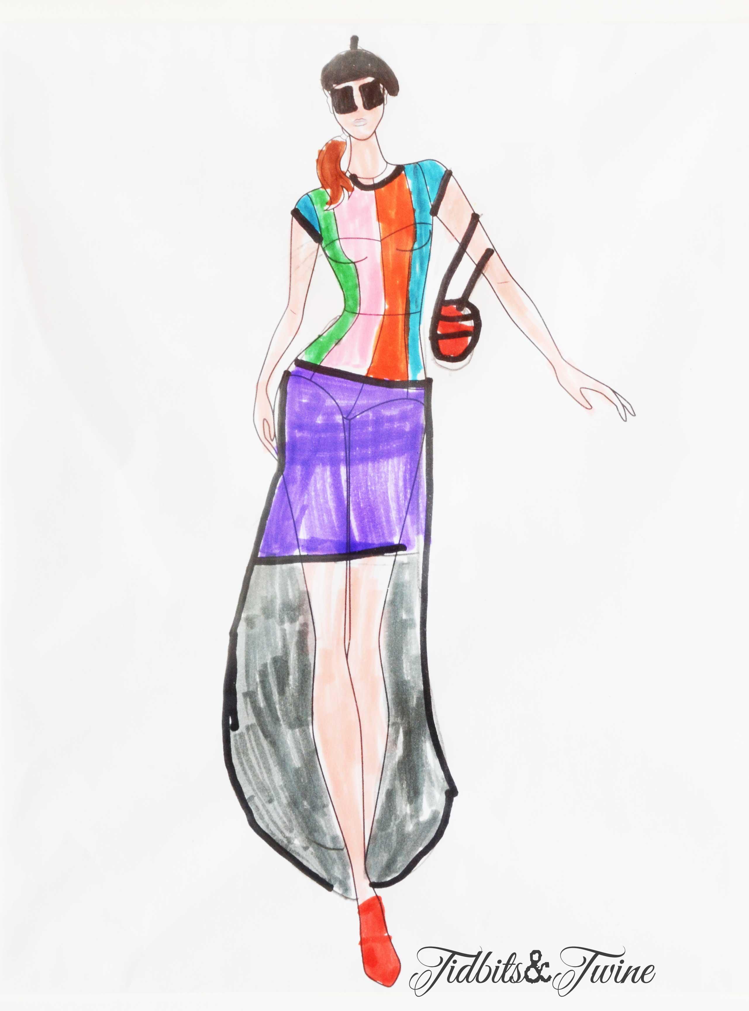 Fashion Design: TIDBITS&TWINE