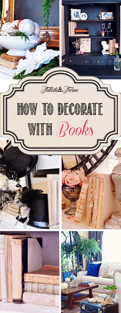 TIDBITS-&-TWINE---How-to-Decorate-with-Books