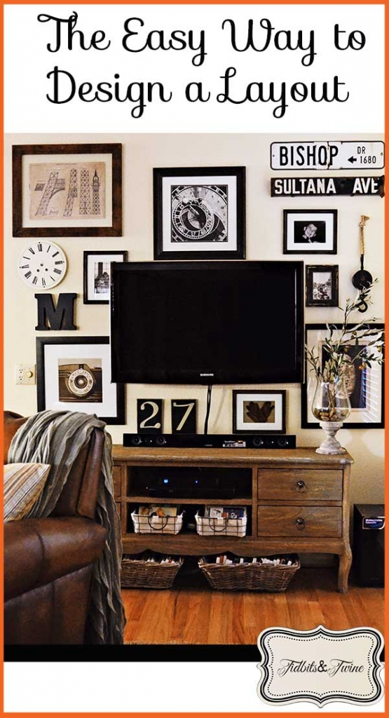 Tidbits&Twine---The-Easy-Way-to-Design-a-Gallery-Wall-Layout