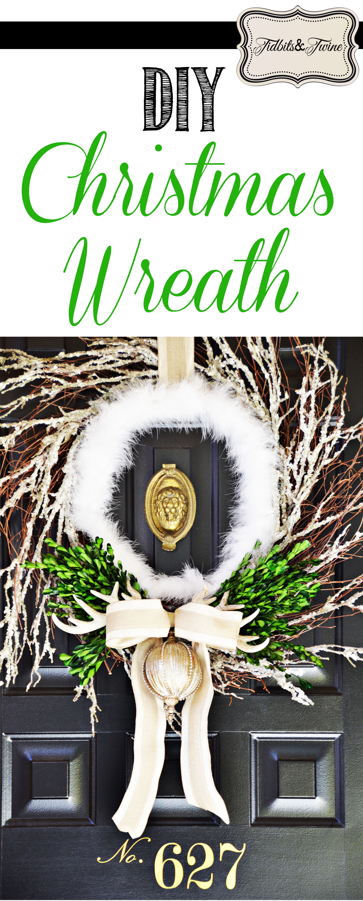 TIDBITS-&-TWINE---DIY-Christmas-Wreath-2015