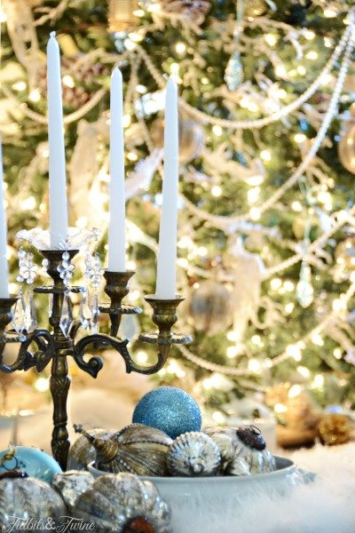 A Very Merry Christmas Tree {Balsam Hill 12 Bloggers of Christmas}