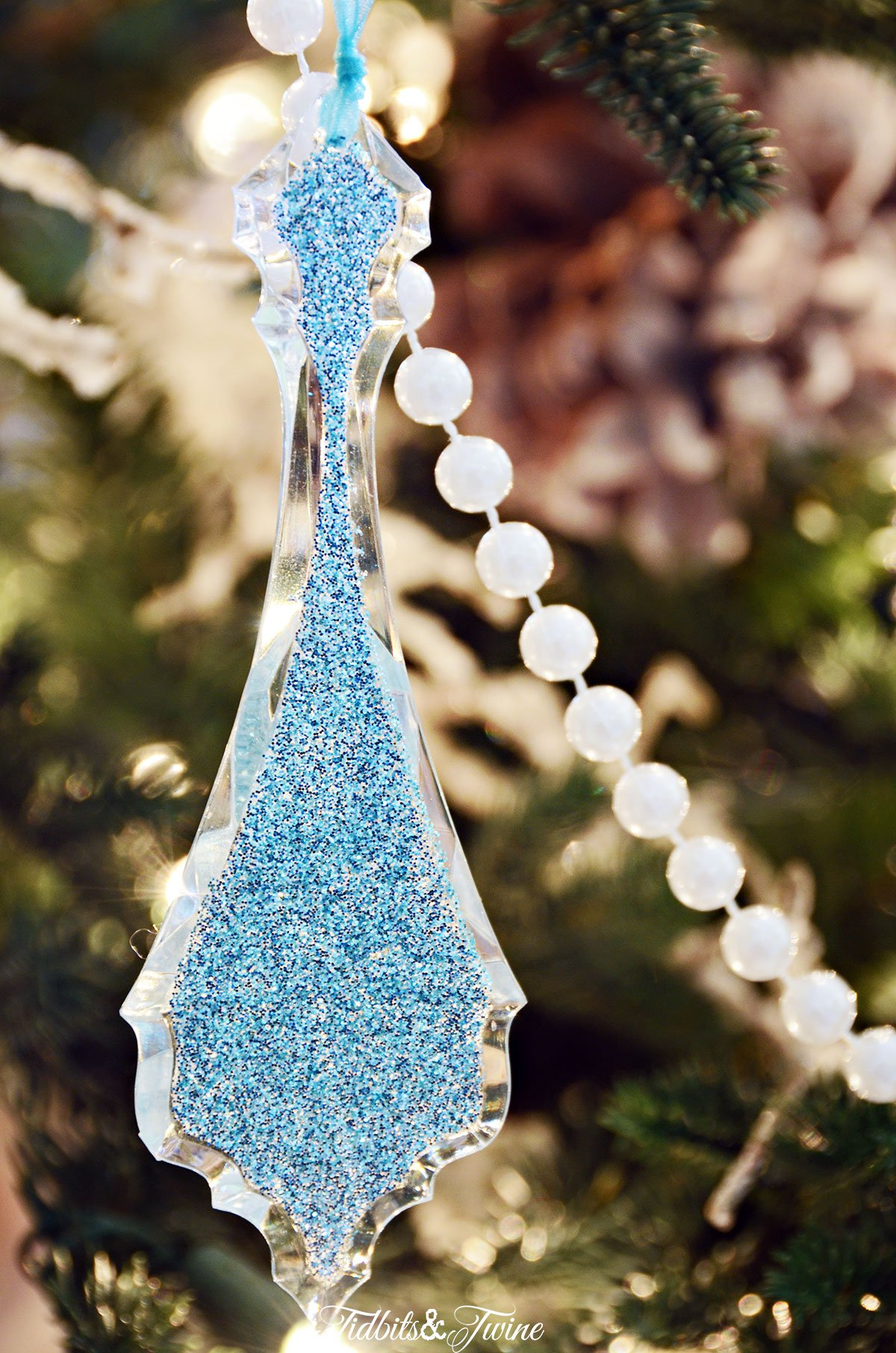 TIDBITS&TWINE-Christmas-Tree-2015-Blue-Frost-Ornaments