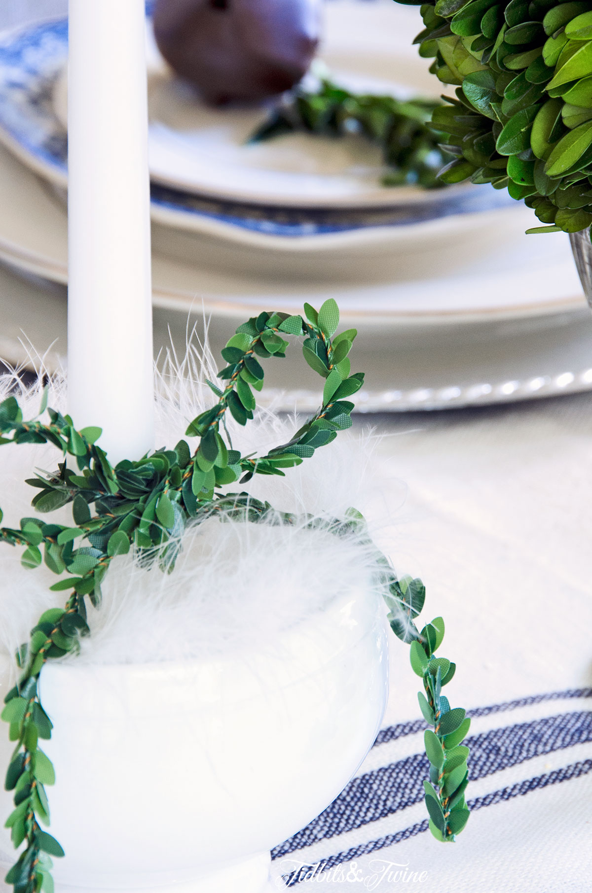 TIDBITS&TWINE-Dining-Room-Snowy-Candestick-Christmas-2015