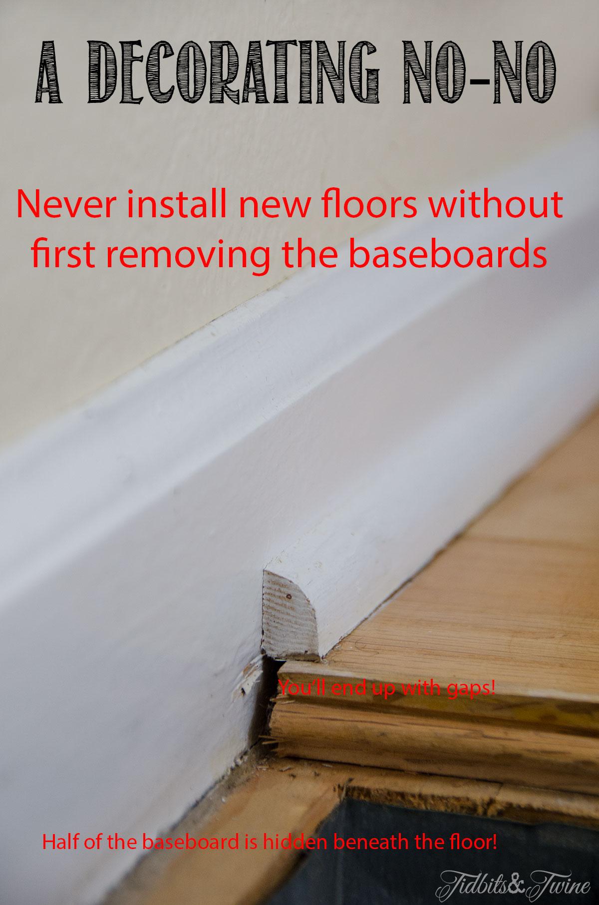Hardwood Floors Refinish Or Replace Tidbits Amp Twine