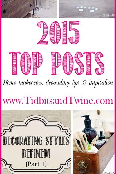 The Best of 2015 {Top 10 Reader Favorites}