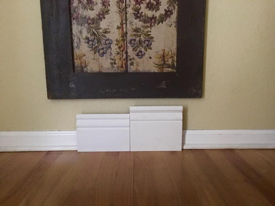 Baseboard Choices February