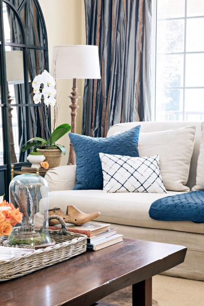 TIDBITS&TWINE Spring Home Tour 2016
