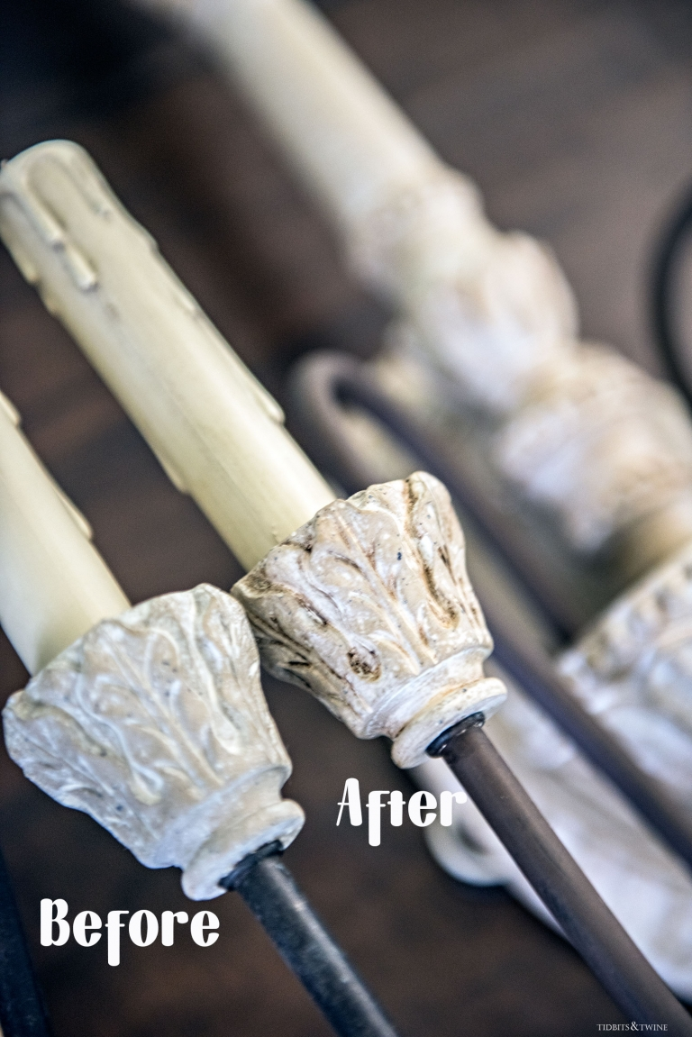 How to Give a Mass-Produced Item a Custom Look {Easy Makeover}