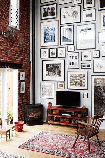 28 Creative Decorating Ideas For Tall Walls Tidbits Twine