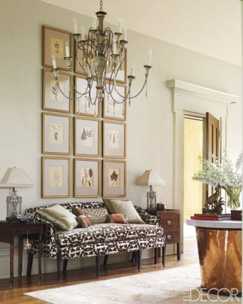 28 Creative Decorating Ideas For Tall Walls Tidbits Twine