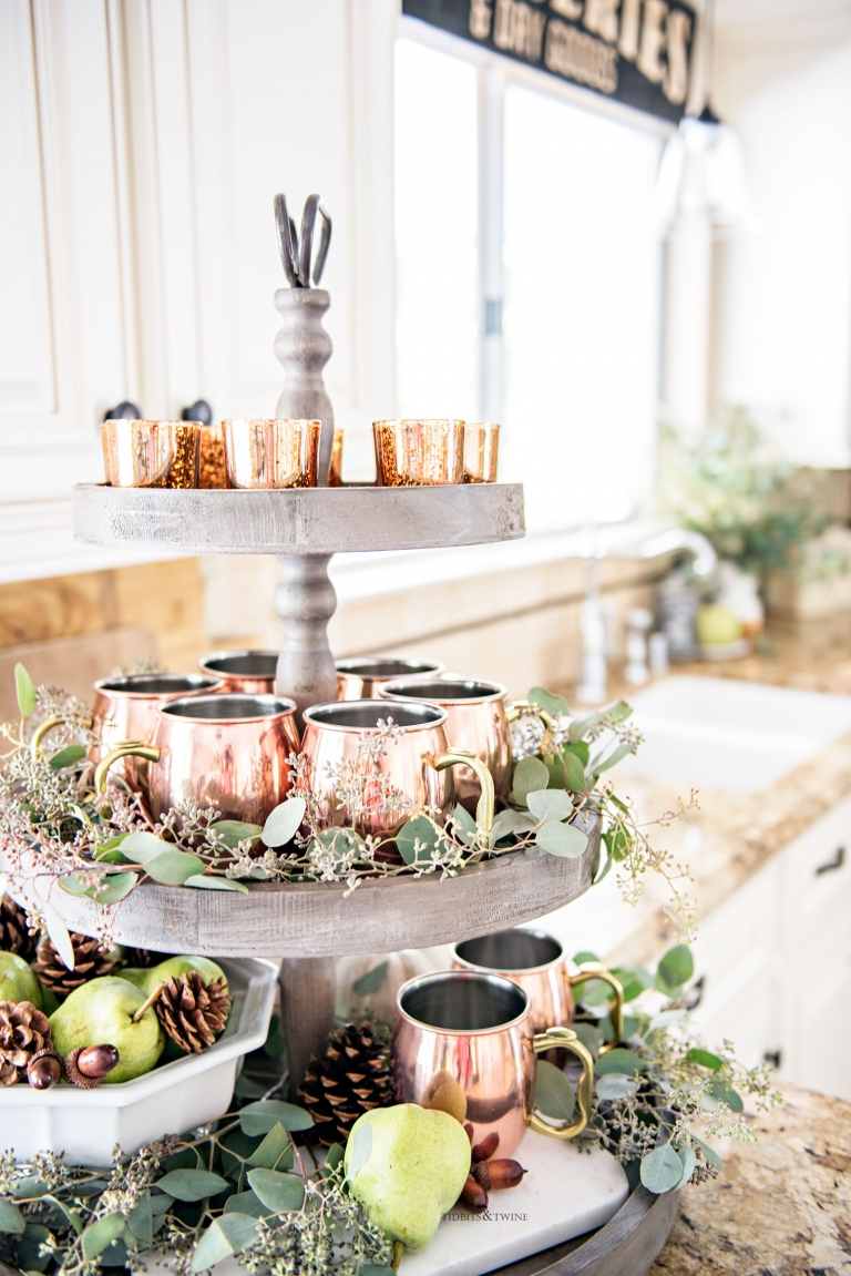 5 Tips for {Nontraditional} Fall Decorating