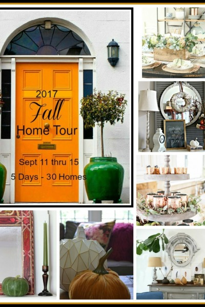 Fall Home Tours 2017