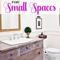 10 Tips for Decorating a Small Space