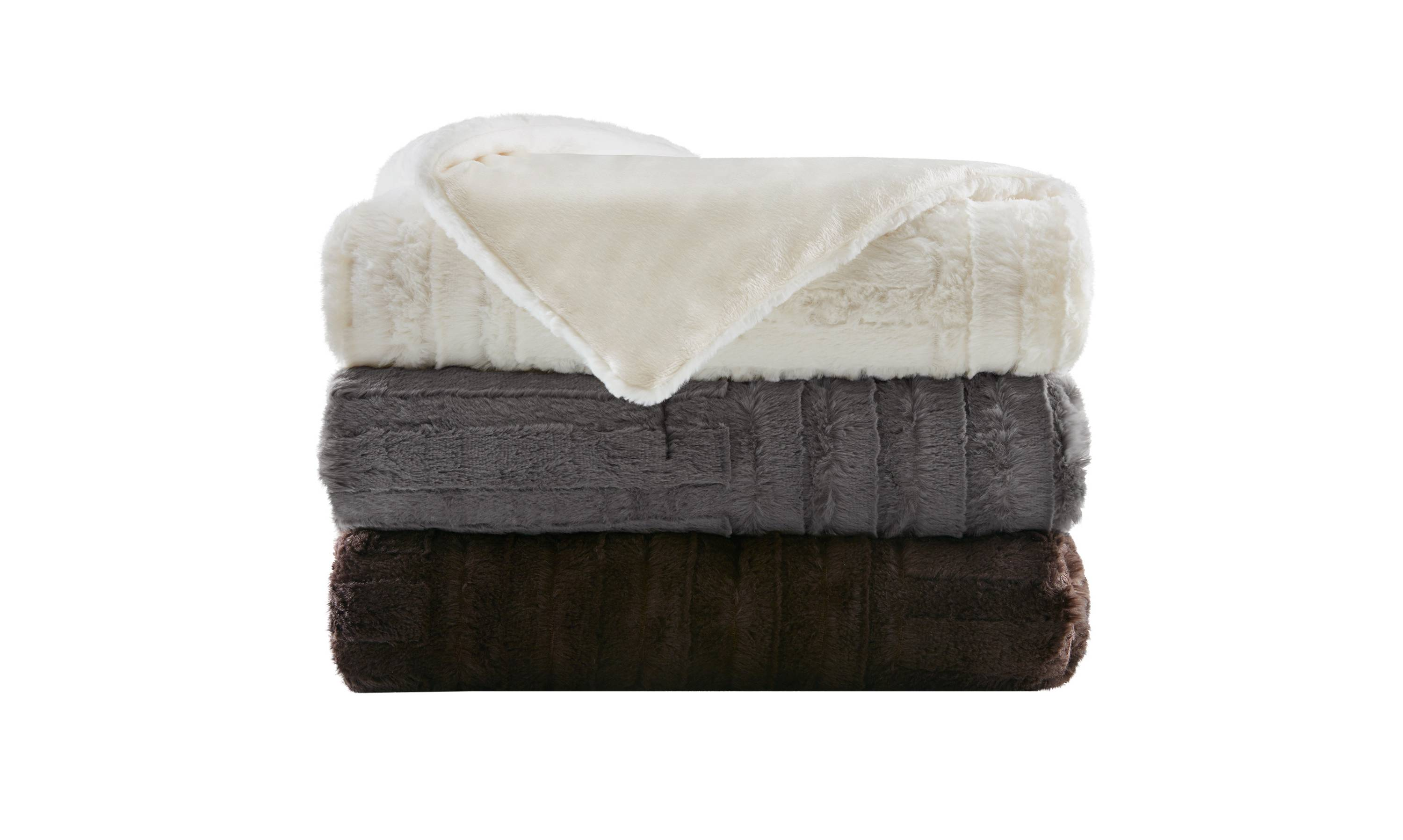 Faux Fur Throw Under $25