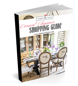 Get My FREE Shopping Guide!