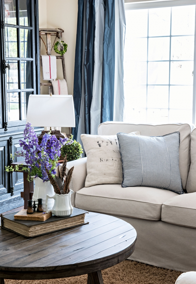 An Honest Review of the IKEA EKTORP Sofa