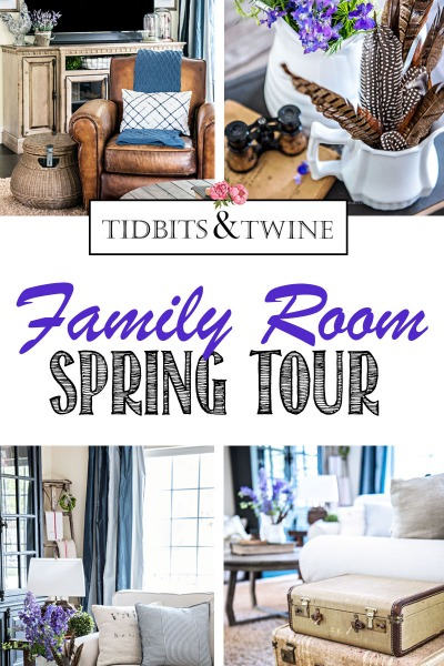 Tidbits&Twine Spring Home Tour 2018
