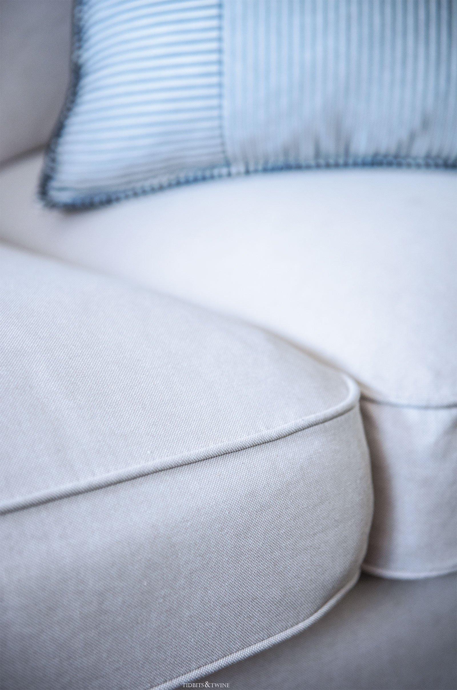 IKEA EKTORP Sofa Quality Lofallet Beige - Tidbits&Twine