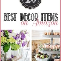 20 Amazon Decor Items You Didn't Know You Needed