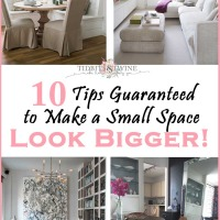 10 tips to make a small room feel bigger