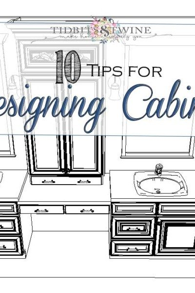 10 Tips for Designing Cabinets