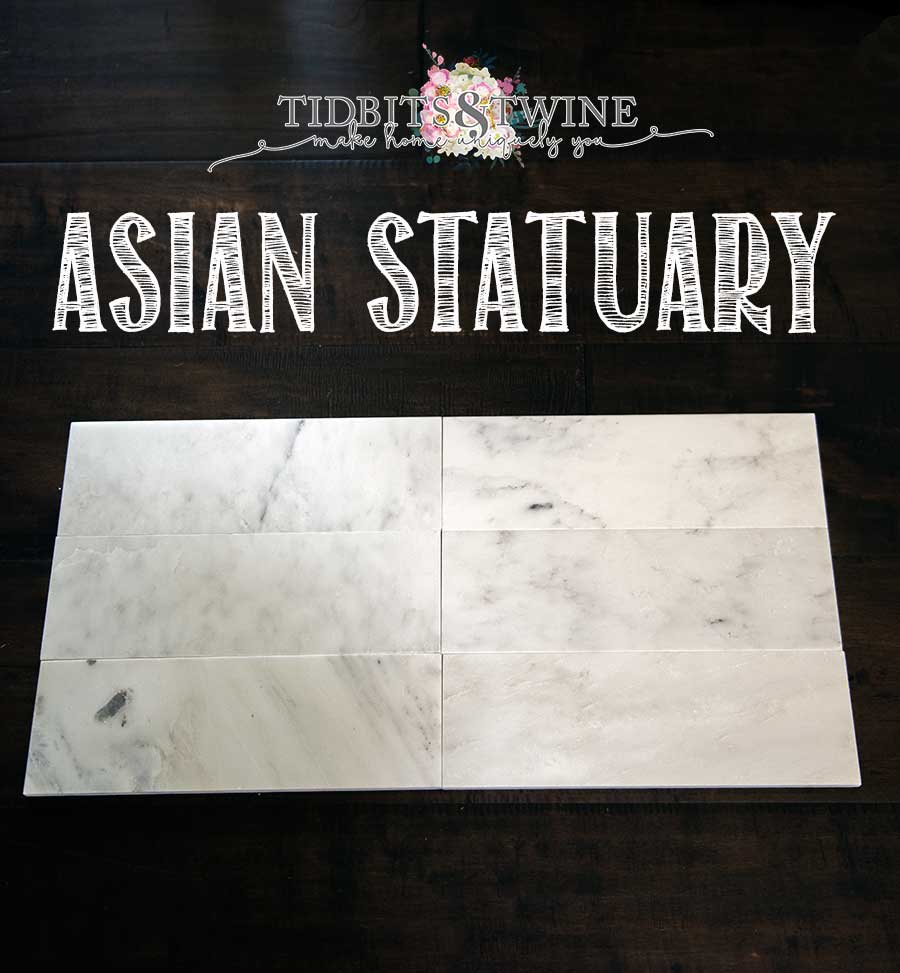 Tidbits&Twine Asian Statuary Sample