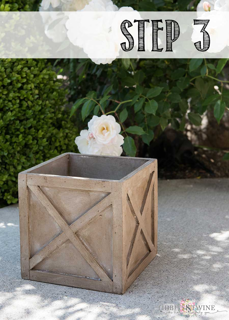 How to create a Restoration Hardware look using chalk paint: Step 3 of 3