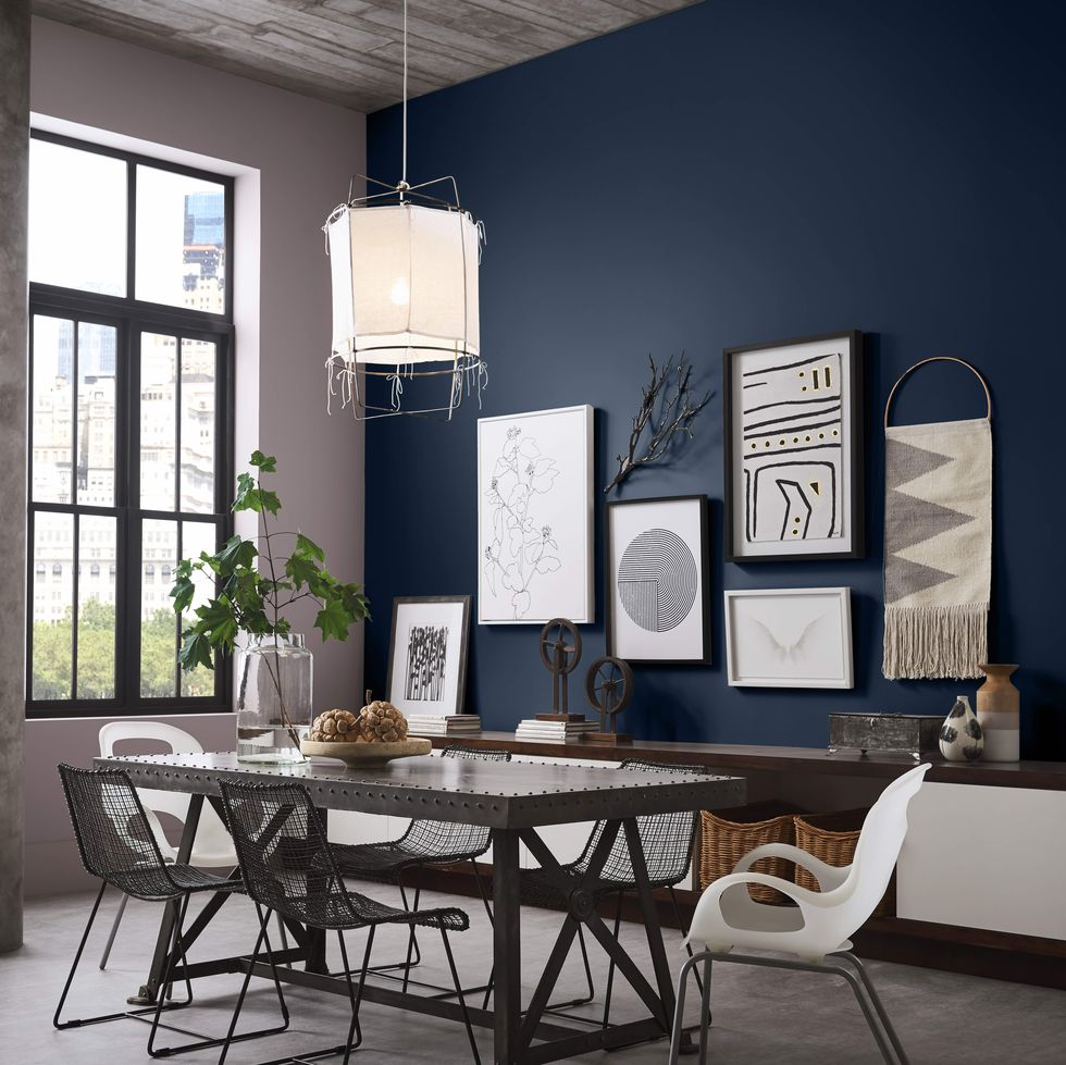 2020 Color of the Year Naval Sherwin Williams