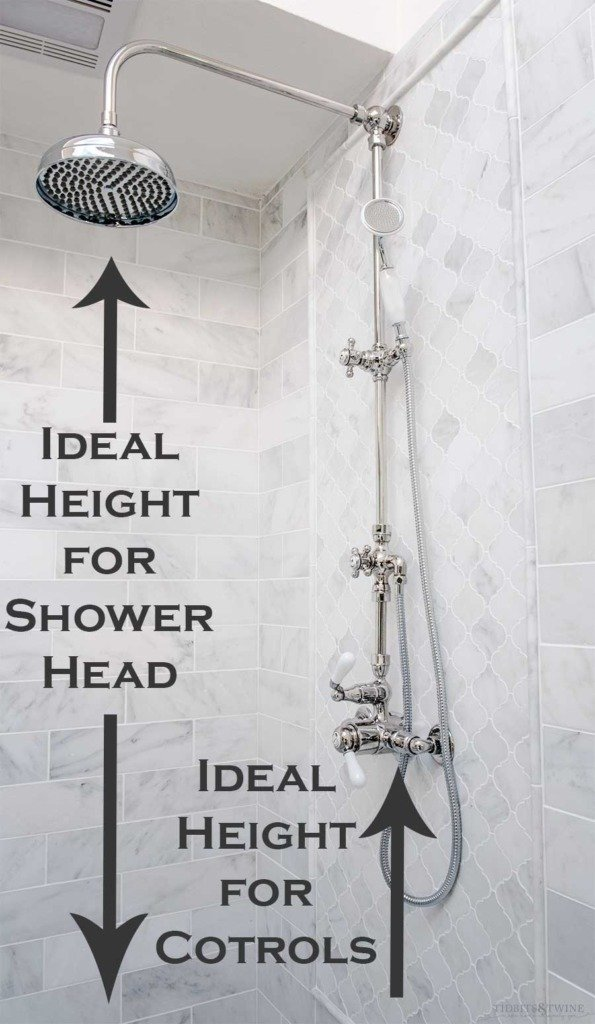 Learn the need-to-know measurements for a bathroom