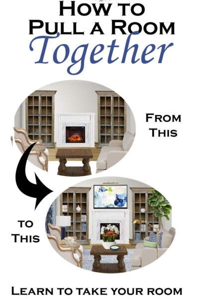 How to Pull a Room Together