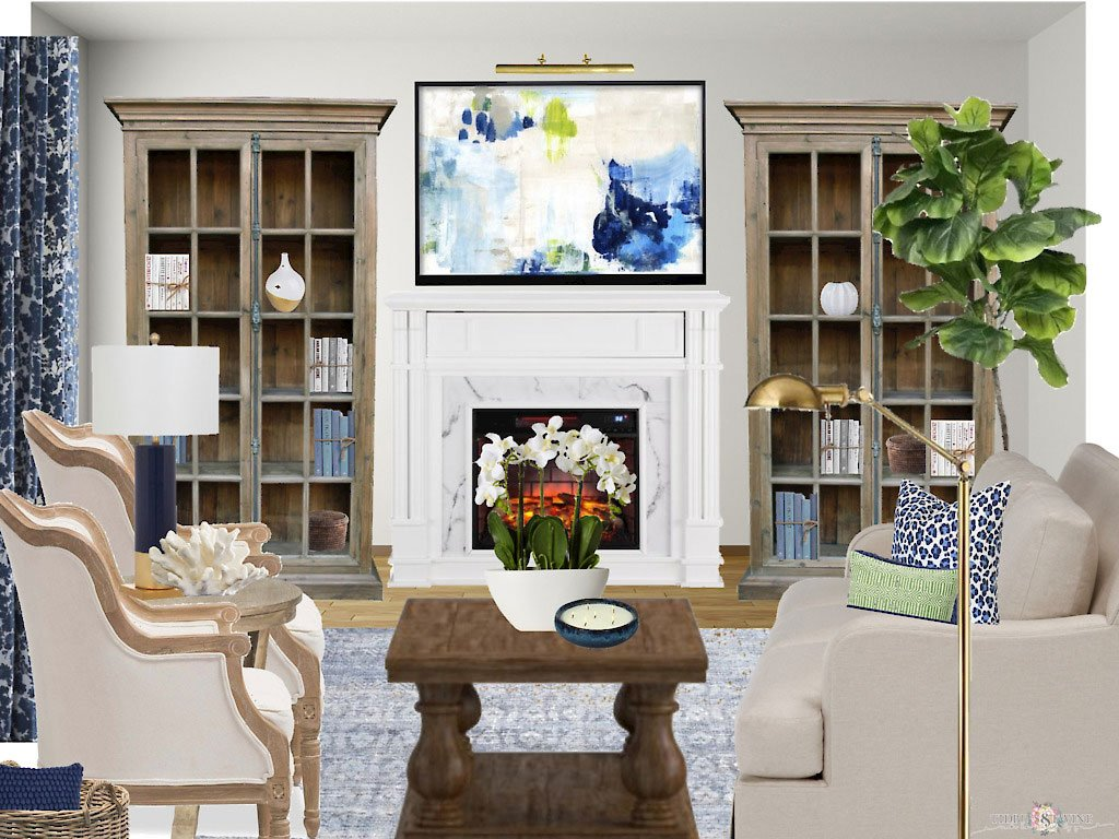 Tidbits and Twine - Learn How to Pull a Room Together REVEAL