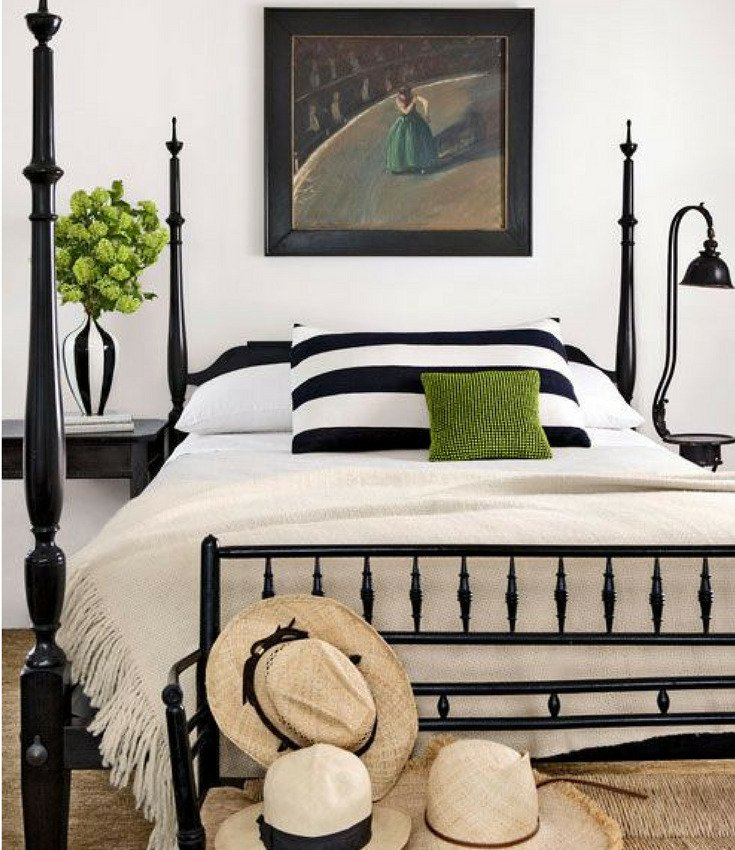 Ideas for How to Decorate Above the Bed - Tidbits&Twine