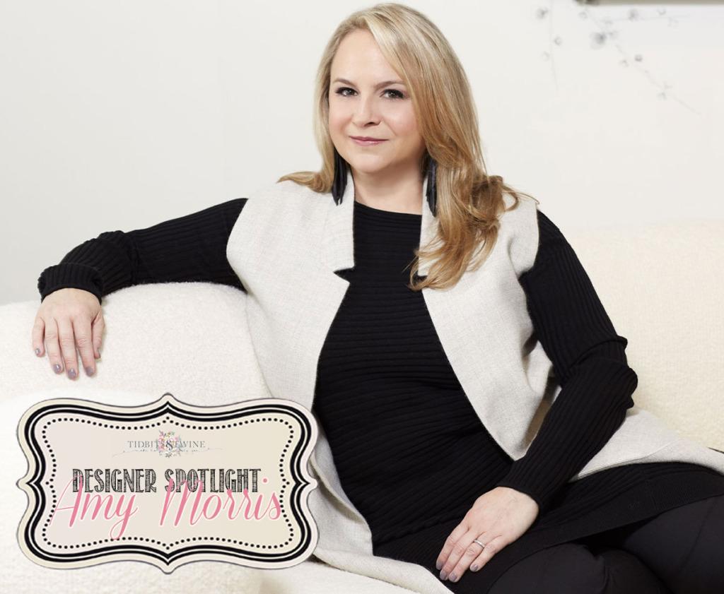 Picture of interior designer Amy Morris