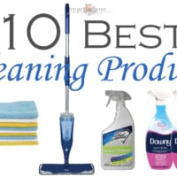 10 {More} of the BEST Cleaning Products
