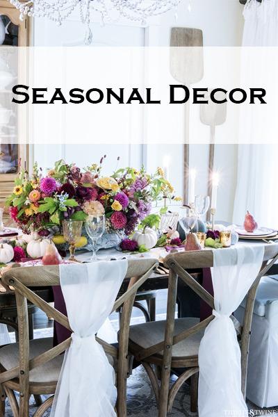 Seasonal Decorating