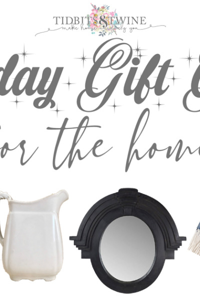 Holiday Gift Guide: 25+ Items For the Home