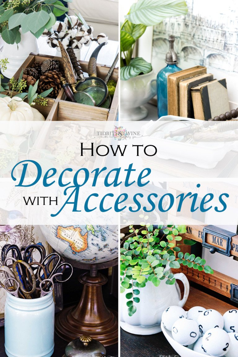 6 Easy Tips to Transform Your Space with Accessories