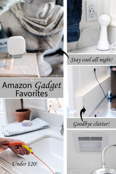 My 12 Favorite Amazon Gadgets for the Home!