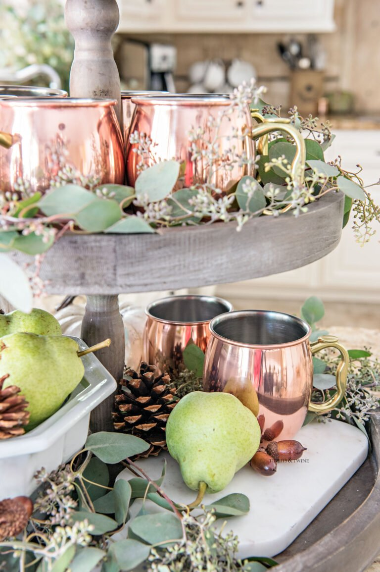 Natural Fall Decorating: 8 Ideas for An Easy Fall Feel