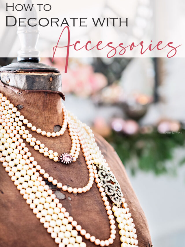 6 Tips to Decorate with Accessories