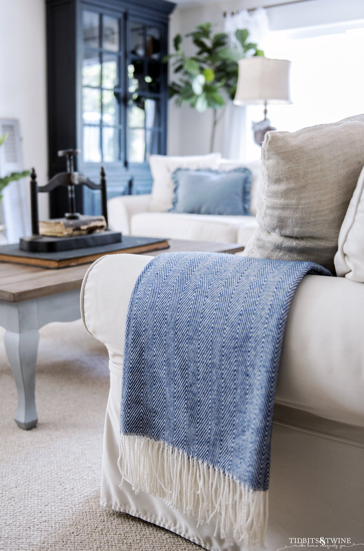 How to Put a Throw on a Couch – 8 Stylish Options